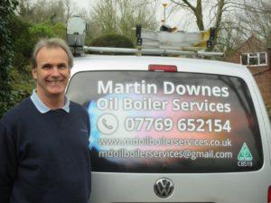 Oil Boiler Servicing & Repairs